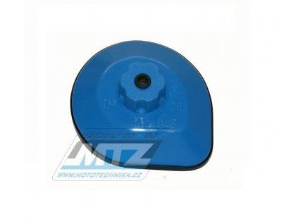 Kryt airboxu (kryt vzduchového filtru) Honda CR125+CR250 / 89-01 + TM MX85+125+250+300 + EN125+250+300 / 08-12 + TM MX250F+400F+530F + EN250F+400F+530F / 01-10 + Gas-Gas EC125+250+300 + MX125+250+300 / 97-06 + Suzuki RM+RMZ