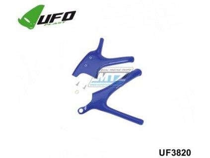 Kryty rámu Yamaha YZ125+YZ250 / 97-01 - (farba modrá)