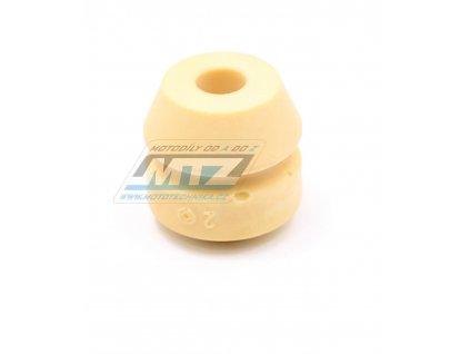 Doraz zadného tlmiča WP Bump Stop Rubber - rozmery 14x44x43mm - KTM-LC4 625+640+660 / 02-07