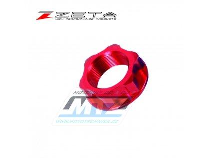 Matice krku řízení ZETA - červená - Honda CR85/ 03-07 +CRF150R/ 07-21 +CRF125F/ 15-21 + CRF230F/ 03-19 +CRF250F/ 19-21 + CRM80 / 88-99 + CRM250R/ 89-96 + CRM250AR/ 97-00 + CRF250L+CRF250M/ 12-20 + CRF1000L/ 16-19 + CRF1100L Africa Twin/ 20 + XR230