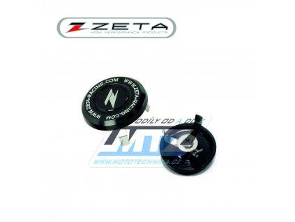 Víčko krku řízení ZETA - čierne
