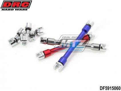 Centrovací kľúč na niple DRC Pro Spoke Wrench titanium