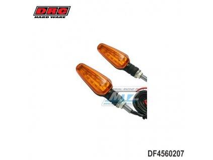 Blinkre dlhé DRC 602LED - oranžové
