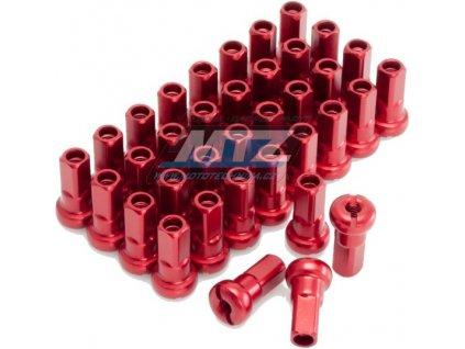 Sada niplov ZWHEEL - typ P3 (36ks) - červené