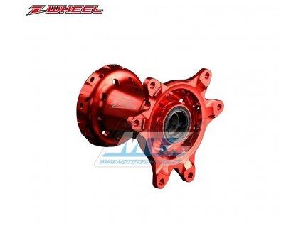 Predný náboj ZETA Astelight - Honda CR125+CR250 / 95-07 + CRF250R+CRF450R / 02-19 + CRF250X+CRF450X+CRF250RX+CRF450RX / 04-19 + CRF450L / 19 - červená