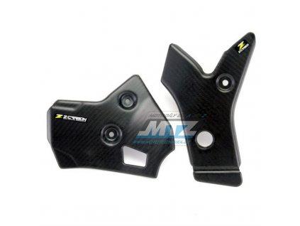 Kryty rámu carbonové Z-Carbon - Honda CRF250L + CRF250M / 12-18 + CRF250 Rally