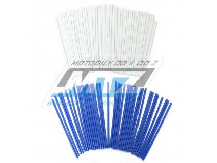 Návleky na špice (1sada) - bielo-modré