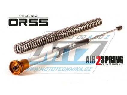 Cartridge KTECH ORSS System pro SHOWA SAFF & TAC (náhrada vzduchovej vidlice)