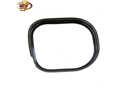 Karbonový kroužek klece vzduchového filtru KTM 125+250+350+450SX+SXF / 11-15 + 85SX / 13-16 + KTM EXC + Husqvarna