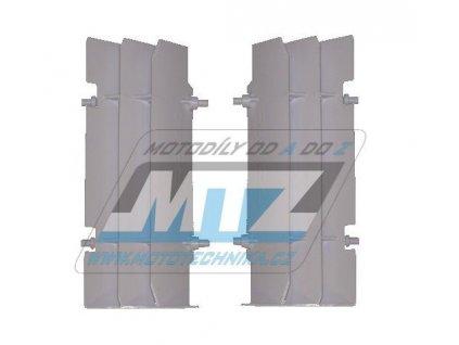 Mriežky chladičov - Gas-Gas EC125+EC200+EC250+EC300 / 07-17 - biele