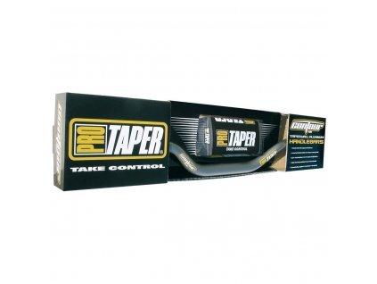 "Řidítka Protaper Contour (1 1/8"" = 28,6mm) - Pro Taper 02-7929 RACE HIGH/Kawasaki - čierne"