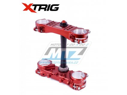 Okuláre (Triple-Clamps) kompletní Xtrig ROCS Factory - Honda CRF250R / 14-21 + CRF450R / 13-20 (offset 20-22)