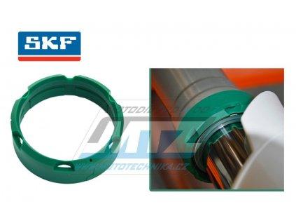 Kroužek ochranný přední vidlice SKF Removable Fork Slider pro vidlice White Power 48mm - KTM+Husaberg+Husqvarna+Sherco+Triumph