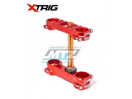 Okuláre (Triple-Clamps) kompletní Xtrig ROCS TECH - EC200+EC250+EC300+XC200+XC250+XC300 / 18-20 + Ranger 200+300