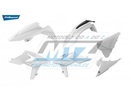 Sada plastů Beta RR 2takt+4takt / 13-17 - biela