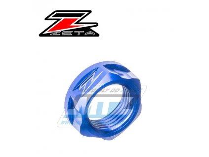 Matice osky předního kola ZETA - Yamaha YZF250+YZF450+YZF250X+YZF450X + WRF250+WRF450 + Kawasaki KX125+KX250+KXF250+KXF450+KLX450R + Suzuki RMZ250+RMZ450+RMX450Z+DRZ400