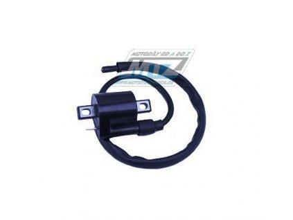 Indukčná cievka - 2 taktný + 4taktní (jednovývodová) - Kawasaki KX60+KX65 / 83-05 + KX80+KX85 / 85-06 + KX125+KX250 / 82-07 + KX500 / 85-87 + KDX200 / 83-06 + KLX400 / 03-04 + KFX400 / 03-06 + Honda CR125 / 01+CR250 / 01-07 + TRX450R+TRX450E