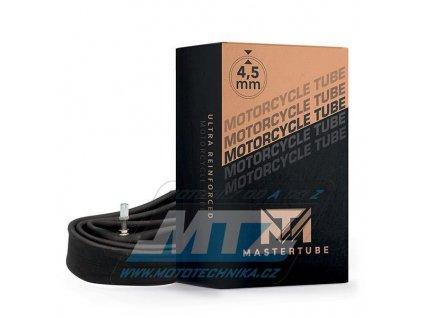 """Duša extrasilná 4,25/4,50-18"""" (pro zadné koleso / ventilek TR4 / síla stěny 4,50mm)"""