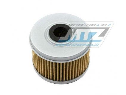 Olejový filter HF113 (MTZ) - Honda CBF125+VT125C+XL125V Varadero+CBF250+ATC250 +ATC350X+TRX250X Fourtrax+TRX300+TRX350+TRX400 Fourtrax Foreman + TRX400EX+TRX420 Fourtrax Rancher+TRX450 Fourtrax Foreman + TRX500 Fourtrax Foreman