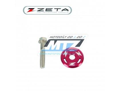 Podložka ZETA - červená