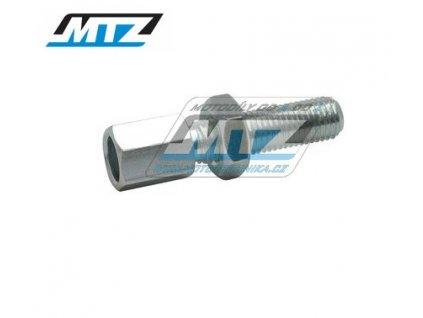 Koncovka lanka M6x0,75 (dĺžka 21mm) Mikuni