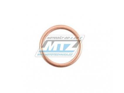 Tesnenie výfuku (tesnenie medzi motor a svody) - rozmery 23x30x3,8mm