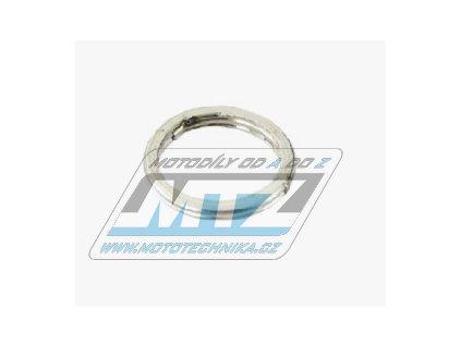 Tesnenie výfuku (tesnenie medzi motor a svody) - rozmery 29,5x36x5mm