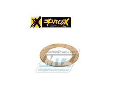 Príložka ojnice (vymedzovacia podložka ojnice) - rozmery 16x29x1,0mm - bronz