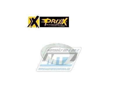 Príložka ojnice (vymedzovacia podložka ojnice) - rozmery 18x33,5x1,0mm - strieborn á