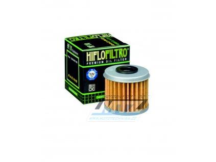 Olejový filter HF110 (HifloFiltro) - Honda NSF250R