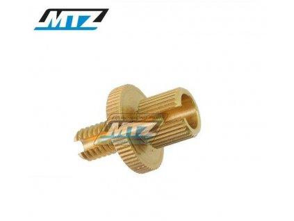 Šroub štelovací na lanko (závit M7x1,25)