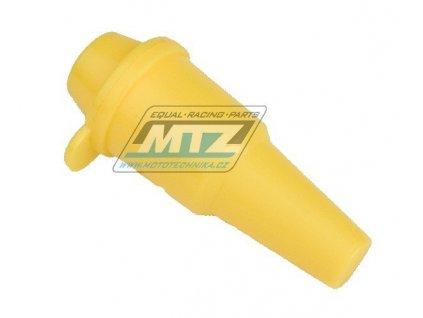 Kryt na svíčku MTZ - žltý