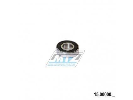 Ložisko 6001-2RS (rozmery: 12x28x8 mm)