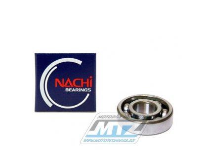 Ložisko 6322-C3 (rozmery: 22x56x16 mm) Nachi