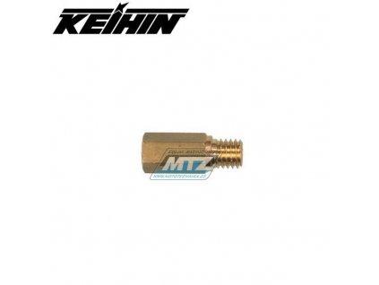 Hlavná tryska Keihin - rozmer 102 (M5 / karburátor Keihin 99101-357)