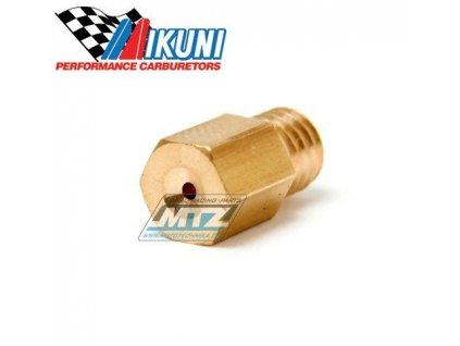 Hlavná tryska Mikuni - rozmer 110 (M5 / karburátor Mikuni 4/042)