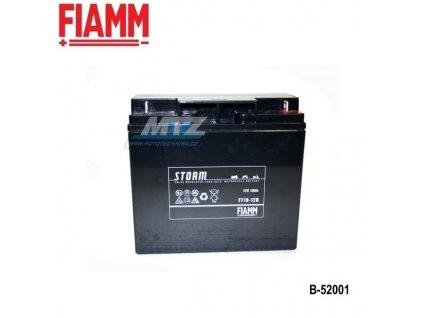Bátéria FT19-12B (12V-19Ah) BMW
