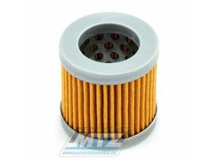 Olejový filter HF181 (MTZ) - Aprilia 125 Habana+125 Habana Custom+125 Mojito Retro + Cagiva 125 Cucciolo / Nuvola + Italjet 125 Torpedo + Piaggio 125LX4 Hexagon + 125 Liberty + 125 Sfera FL + 125 Vespa