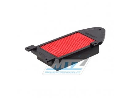 Vzduchový filter HFA5001 (HifloFiltro) - Kymco 125 Agility City + 125 People + 125 Super 8 + 150 Agility City + 150 People + 150 Super 8 + 200 Agility i.e. + 200i People + Malaguti 125 Ciak + 150 Ciak + 200 Ciak