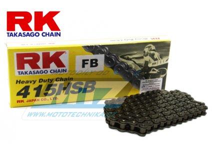 Reťaz RK 415 HSB (120 článků) - netěsněný/ bezkroužkový