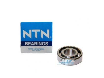 Ložisko 6204-C3 (rozmery: 20x47x14 mm) NTN