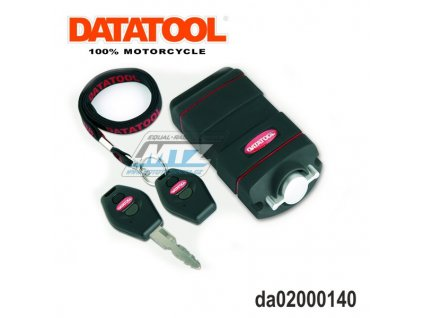 Motoalarm+Imobiliser S4-RED