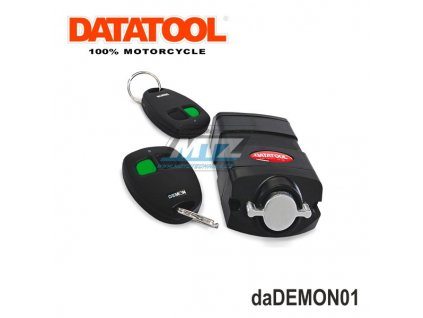 Motoalarm DEMON Self-Fit 12V