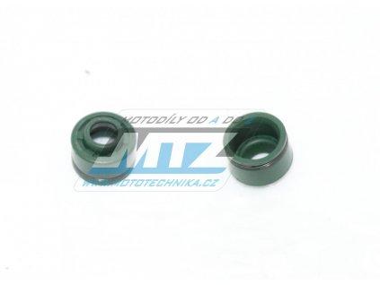 Gufero ventilu (simerink dříku ventilu) - Honda XR+XRV+XL+XLR+NT+VF+VT+CA Rebel+CB+CG+CBX+GL+TRX
