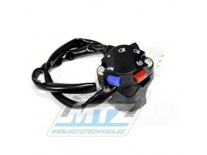 Přepínač sdružený světel/houkačka/chcípák - verze KTM EXC, Husaberg, Husqvarna