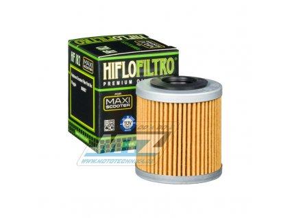 Olejový filter HF182 (HifloFiltro) - Piaggio 350 Beverly 4T-4V i.e. E3 + Piaggio 350 Beverly ST Sport Touring 4T-4V i.e. E4