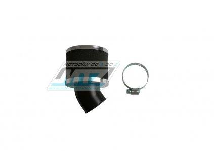 Filter Pitbike s prírubou - priemer 28/29mm - úhel 45°