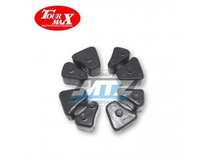 Gumy zadního kola/Silentbloky rozety (sada 4ks) Honda CBR1100XX Blackbird / 97-08