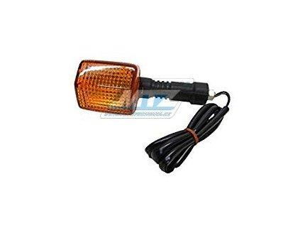 Blinker dlhý - Honda NX650 Dominator+XL600R+XL600L+XL600V Transalp+XRV750 Africa Twin+CB500+NX550+NX250+XL250R+XL350+SLR650