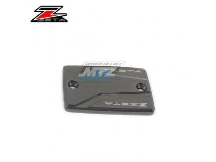 Kryt brzdové nádobky přední / zadní a spojkové víčko - Yamaha FZ1 / 01-05 + FJR1300 / 03 + XJR1300 / 98-15 + Kawasaki ZRX / 94-08 + ZRX-II / 95-06 + ZZR400 / 93-06 + ZR550 / 92-08 + ZX-6 / 92-01 + ZX-6R / 95-97 + Z750S / 05-07 + ZR-7 /